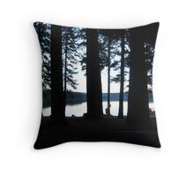 Lovely Imprisonment Throw Pillow