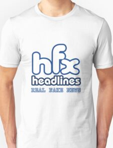 HFX Headlines - Pretend To Wear The Truth T-Shirt