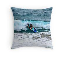 Fairhaven SLSC Surf Carnival (4) Throw Pillow