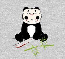 Machete Wielding Panda  Unisex T-Shirt
