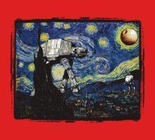 Starry Night versus the Empire Kids Tee