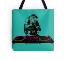 Wild Style Chimp Tote Bag