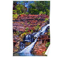 Fortesque Falls Poster