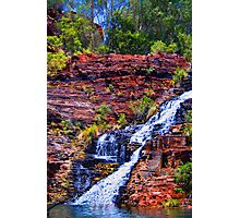 Fortesque Falls Photographic Print