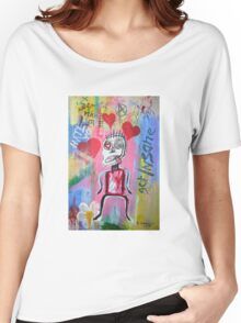 Untitled (love) Women's Relaxed Fit T-Shirt