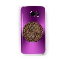 Taurus & Rooster Yin Earth Samsung Galaxy Case/Skin