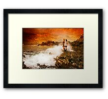 No way out Framed Print