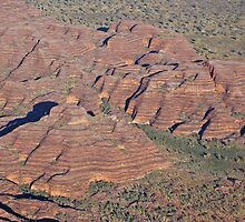 The Bungle Bungles, Purnululu National Park, Western Australia  by Adrian Paul
