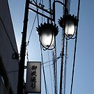 Lamps and power lines by turningjapanese