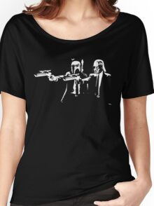 """Darth Vader - Say """"What"""" Again! Version 1 Women's Relaxed Fit T-Shirt"""