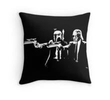 "Darth Vader - Say ""What"" Again! Version 1 Throw Pillow"