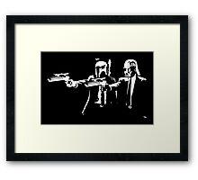 "Darth Vader - Say ""What"" Again! Version 1 Framed Print"