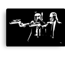 "Darth Vader - Say ""What"" Again! Version 1 Canvas Print"