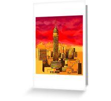 Cairo heat Greeting Card