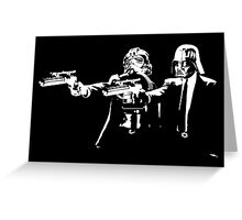 "Darth Vader - Say ""What"" Again! Version 2 Greeting Card"