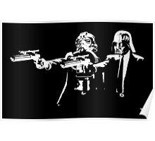 "Darth Vader - Say ""What"" Again! Version 2 Poster"