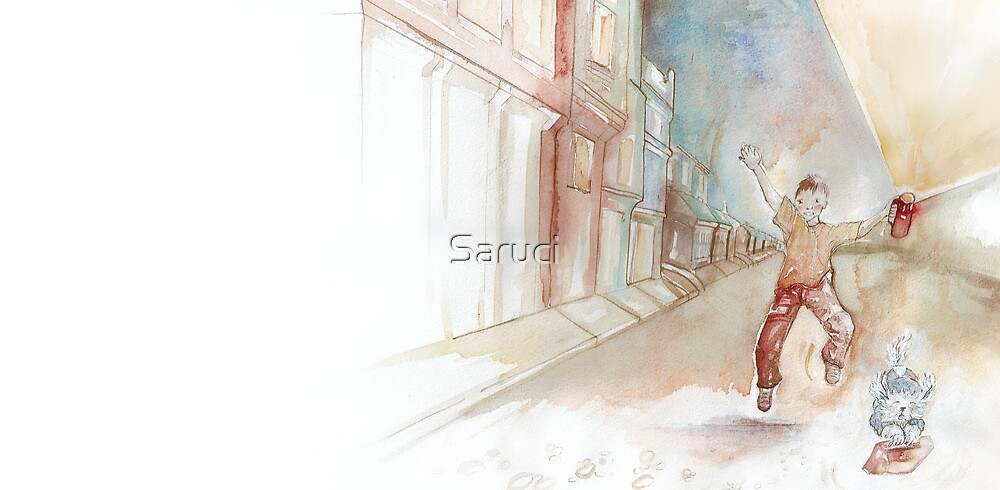 Coming Home by Saruci
