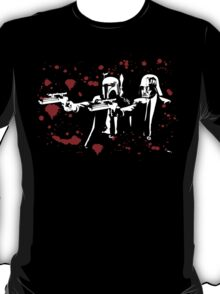 "Darth Vader - Say ""What"" Again! Version 1 (Blood Splatter) T-Shirt"