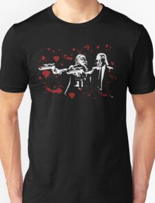"Darth Vader - Say ""What"" Again! Version 2 (Blood Splatter) T-Shirt"