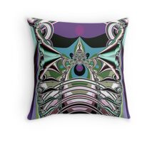 The insect Throw Pillow
