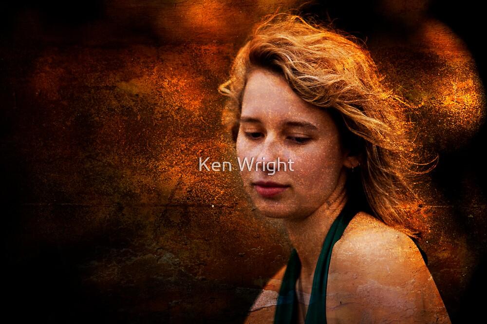 Zoe de B by Ken Wright