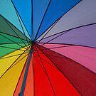 Cheerful in the rain by Denitsa Dabizheva