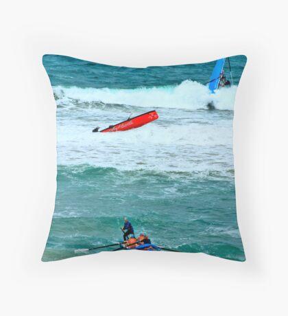 Fairhaven SLSC Surf Carnival (10) Throw Pillow