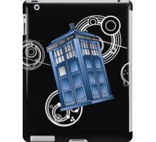 The Great Geometric Tardis iPad Case/Skin