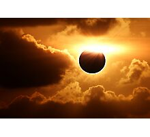Total Eclipse Photographic Print