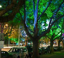 St Kilda Road by Neil Busacca