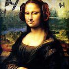 Mona Lisa versus the Empire by KAMonkey