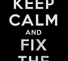 Payday 2: Keep Calm And Fix The Drill by Nlelith