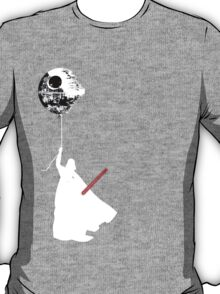 Darth Vader - Death Star Balloon T-Shirt