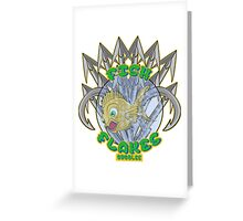 Team Bubbles Greeting Card