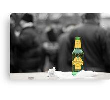 Ottakringer Beer Canvas Print