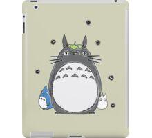 Will you be my neighbor Totoro? iPad Case/Skin