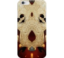 A Bass of Flowers  iPhone Case/Skin
