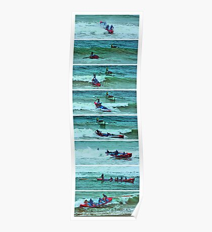 Fairhaven SLSC Surf Carnival (13) Poster