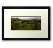 Mini England Framed Print