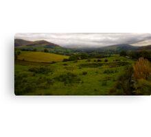 Mini England Canvas Print