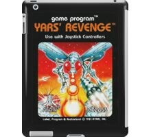 Yars' Revenge Cartridge Artwork iPad Case/Skin