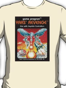 Yars' Revenge Cartridge Artwork T-Shirt