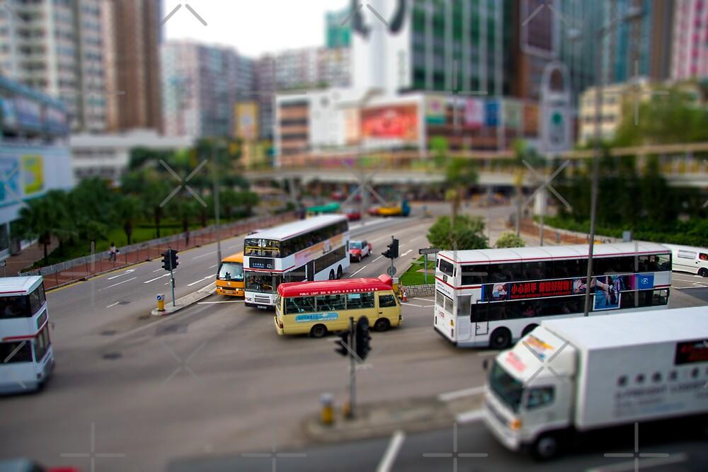 Tiny Hong Kong by Andre Gascoigne