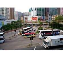Tiny Hong Kong Photographic Print