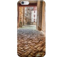 Medieval Exit iPhone Case/Skin