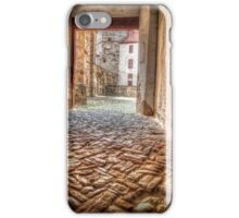 Medieval Exit iPhone Case/Skin