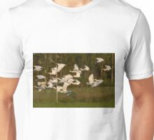To The Roost At Sunset Unisex T-Shirt