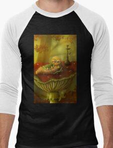 Caterpillar Men's Baseball ¾ T-Shirt