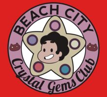 Steven Universe - Beach City Crystal Gems Club Kids Clothes