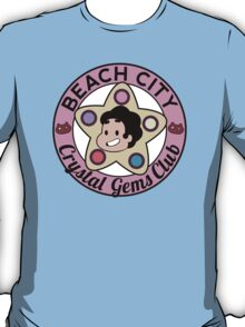 Steven Universe - Beach City Crystal Gems Club T-Shirt
